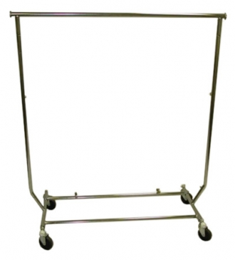 Folding Salesman Rack & Accessories