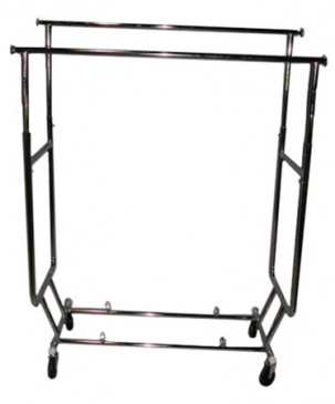 Double Salesman Rack & Accessories