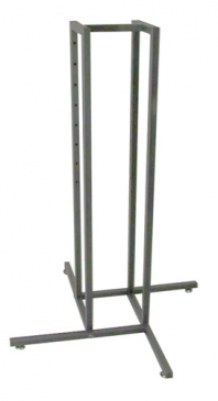 "Base Only For 4-Way Rack 1"" Square Tube"