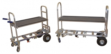 Convertible Shelf Cart