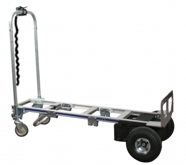 Powered Convertible Hand truck Junior and Senior
