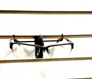 Wire sunglass holder