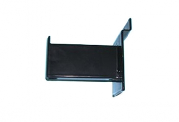 "3"" Faceout rectangular tube for slatwall"