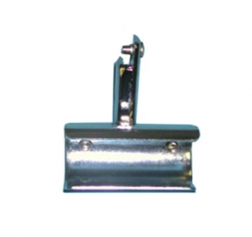 "Center Spring clamp for 1""diameter round tube"