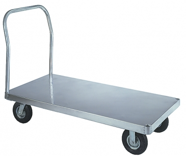 Aluminum Heavy Duty Smooth Deck