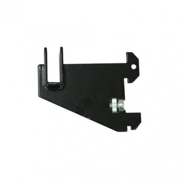 "3""Bracket for standard 1""slot 2""on center holds rectangular tube"