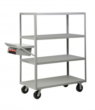 Multi Shelf Order Picking Truck