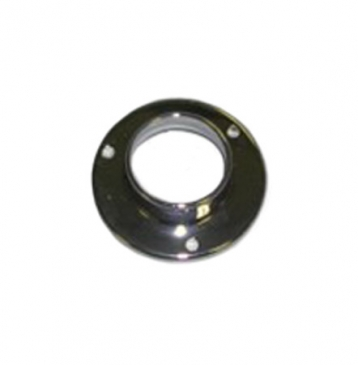 "Flange closed for 1-1/4"" Diameter round tube wallmount"