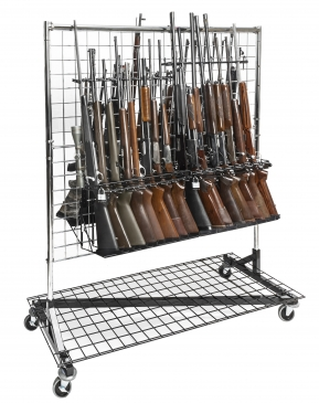 32 Rifle Mobile Display <br>With Locking System