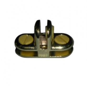 3-Way metal cubbie clip