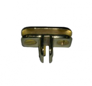 3-Way adjustable metal cubbie clip