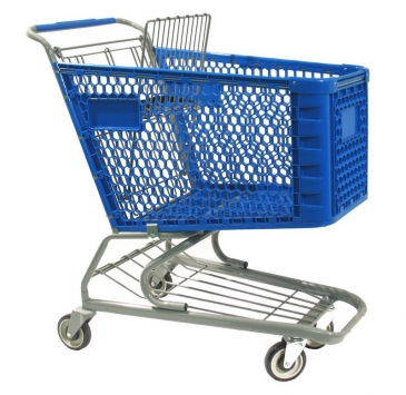 Plastic Regular Cart