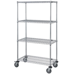 MOBILE 4 Shelf Wire Kits