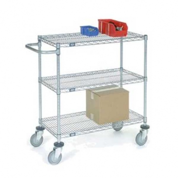 Adjustable Shelf Cart