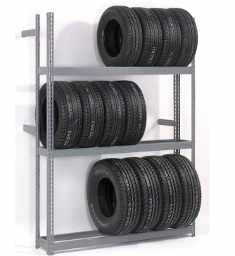 Tire Rack<br>  Boltless Design