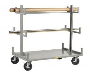 Portable Bar and Pipe Truck