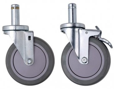 PARTS FOR WIRE PRODUCTS Casters 5""