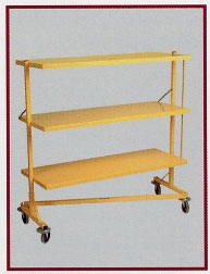 Fold N Nest Shelf Truck