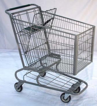 "Large ""Magnum"" Metal Cart"
