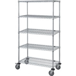 MOBILE 5 Shelf Wire Kits