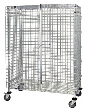 Stem Castered Security Carts
