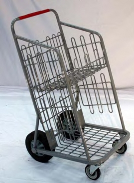 Metal Carry Out Cart