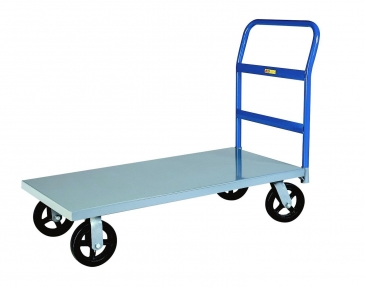 Steel<br>Heavy Duty Platform Trucks