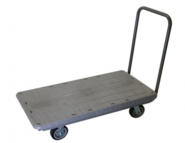 Flatbed Cart - 4 Wheel