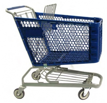 Plastic Regular Cart-Low Frame