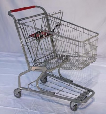 Small Metal Cart