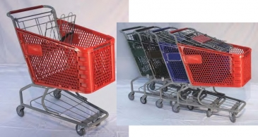 Small Plastic Cart