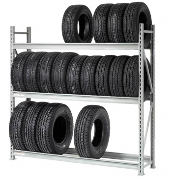 Tire Rack<br>  Heavy Duty<br>Starter Units