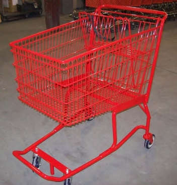 Vermaport Escalator Cart